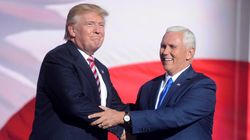 Pence Advisers Say The VP Won't Interfere In Wednesday's Election