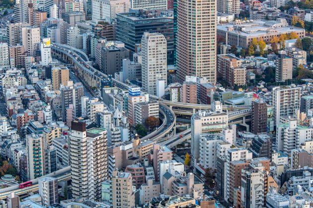 東京のイメージ写真