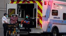 ΗΠΑ: Νέο ρεκόρ 3.930 θανάτων από Covid-19 στις