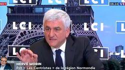 Le président de la région Normandie