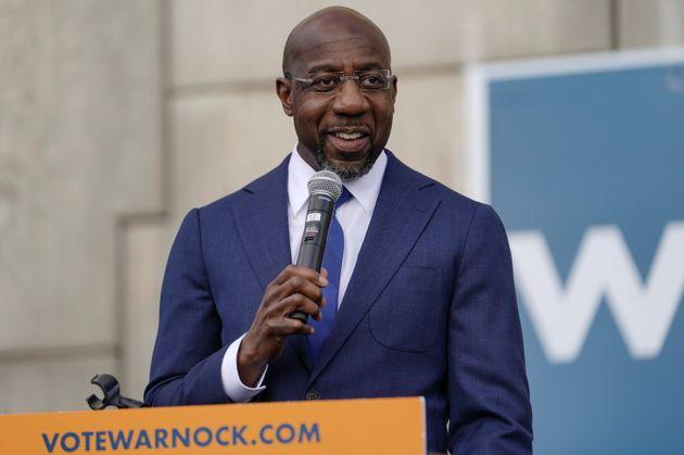 Raphael Warnock won the US Senate race for