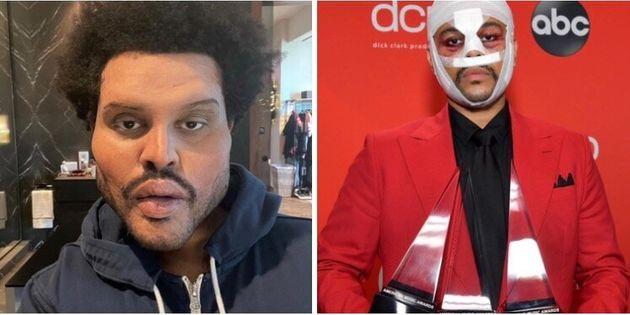 The Weeknd s'affiche avec un nouveau visage dans son clip vidéo