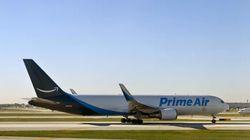 Amazon achète ses propres avions pour répondre aux besoins en