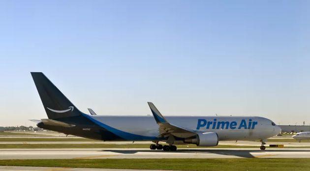 Le géant du commerce en ligne a annoncé le rachat de onze Boeing 767-300 aux compagnies Delta et