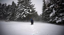 Récord histórico de frío en España:
