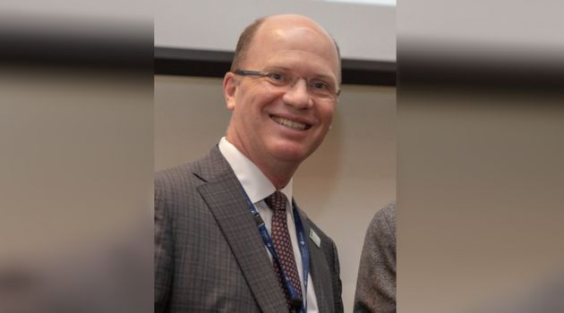 Dr. Tom Stewart is seen here in a photo posted on his Twitter account in November 2018. The physician,...