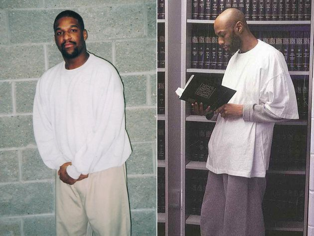 Corey Johnson (left) is scheduled to be executed on Jan. 14. Dustin Higgs (right) is set to be put to...