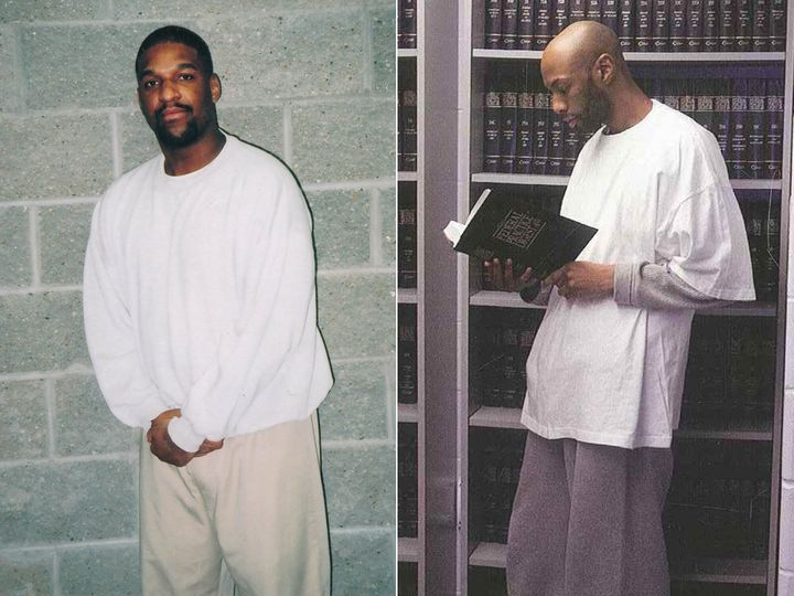 Corey Johnson (left) is scheduled to be executed on Jan. 14. Dustin Higgs (right) is set to be put to death on Jan. 15.