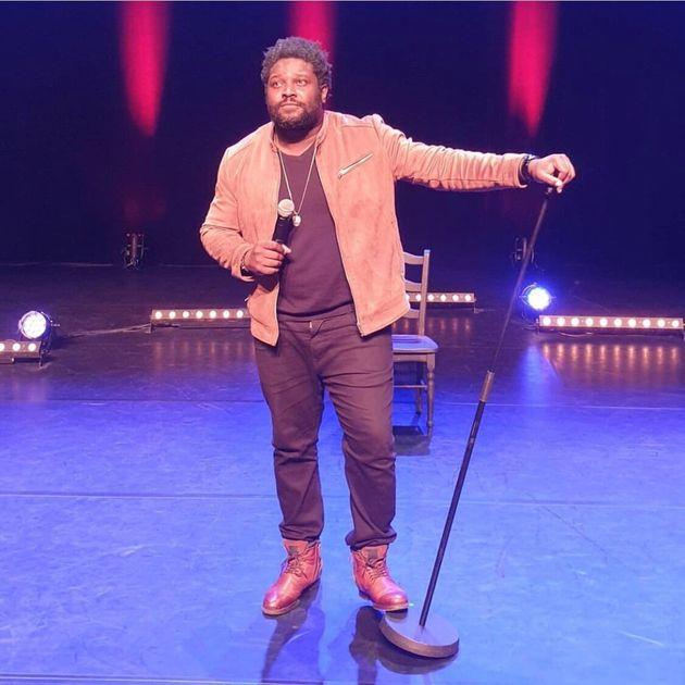 L'humoriste Edgar Yves en tournée à Rouen le 3 octobre