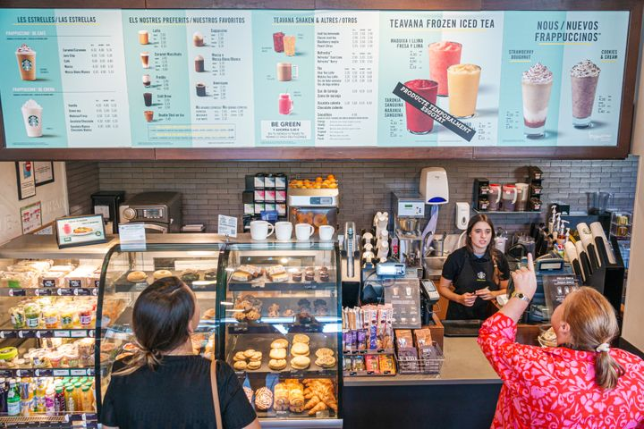 Starbucks offers more than just coffee — it serves nutritious snack boxes, egg bites and breakfast wraps.