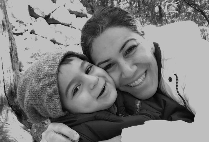 Mina Mahdavihas not been able to bring her mother to the U.S. from Iran.
