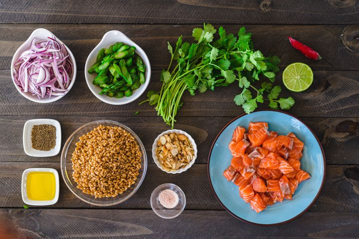 Ever wonder why cooking looks so easy on TV shows? It's because of mise en place.