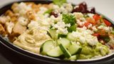 The vegetarian power bowl at Taco Bell