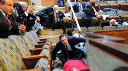 アメリカ議事堂侵入、周辺にパイプ爆弾。民主党、共和党の全国委員会本部で見つかる