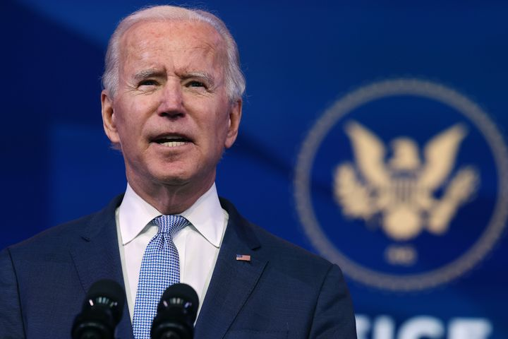 """In the early hours of Thursday morning, Democrat <a href=""""https://www.huffpost.com/news/topic/joe-biden"""" target=""""_blank"""" rel=""""noopener noreferrer"""">Joseph Robinette Biden Jr.</a>&nbsp;was certified as the winner of the <a href=""""https://www.huffpost.com/news/topic/electoral-college"""" target=""""_blank"""" rel=""""noopener noreferrer"""">Electoral College</a> and the next president of the United States."""