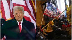 「今すぐ弾劾せよ」。議事堂襲撃めぐりトランプ大統領の罷免を求める声が高まる