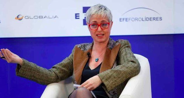 Anna Grau, periodista y número 2 de Ciudadanos por