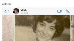 La respuesta de WhatsApp de una abuela a su nieta que arrasa: casi 100.000 'me gusta' en un