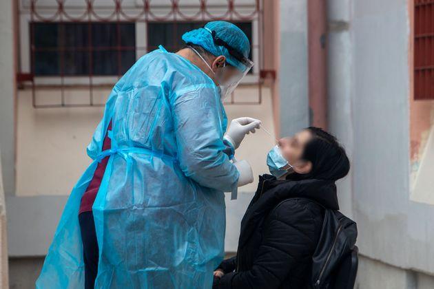 Θεσσαλονίκη: Rapid tests σε εκπαιδευτικούς πριν το άνοιγμα των