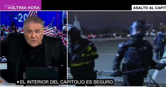 García Ferreras en el especial de