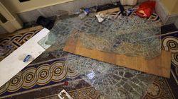 Las imágenes del interior del Capitolio tras el asalto de los seguidores de