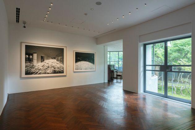 光ー呼吸 時をすくう5人 展示風景画像