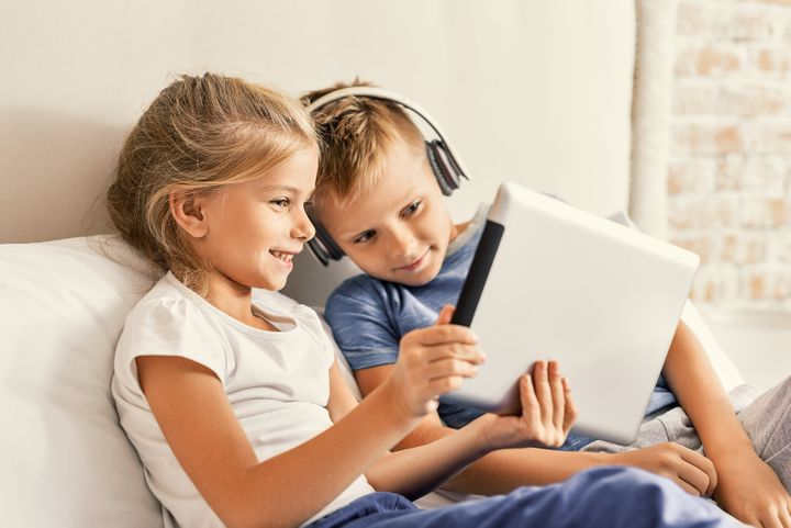 """Experts say parents shouldn't worry too much about """"bad habits"""" — like too much screen time — that kids may be developing during the pandemic."""