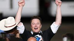 Elon Musk devient la personne la plus riche du