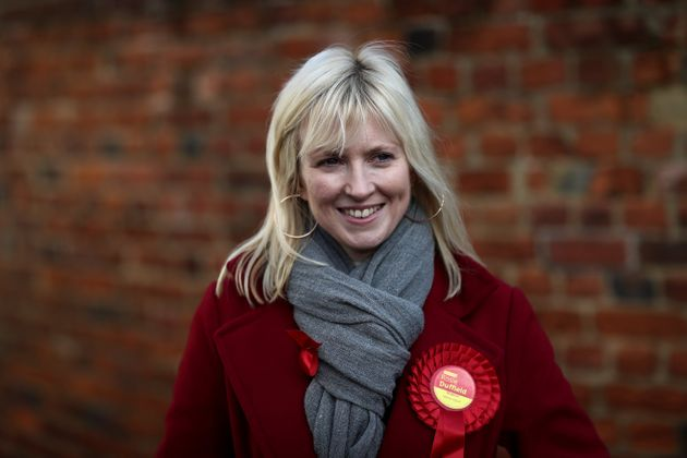 Rosie Duffield, the Labour MP for