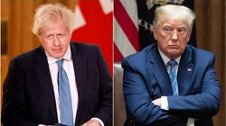 Boris Johnson Says Donald Trump Was 'Completely Wrong' To Encourage Capitol