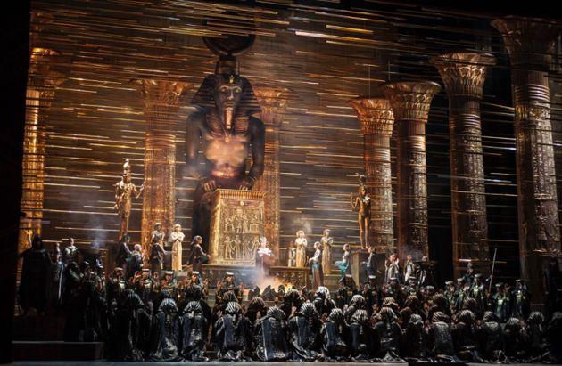Σκάλα του Μιλάνου: «Αΐντα» του Βέρντι σε σκηνοθεσία