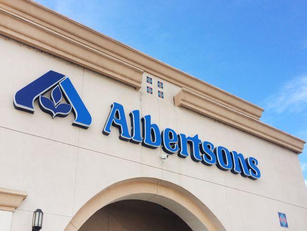 An Albertsons store in Buellton,
