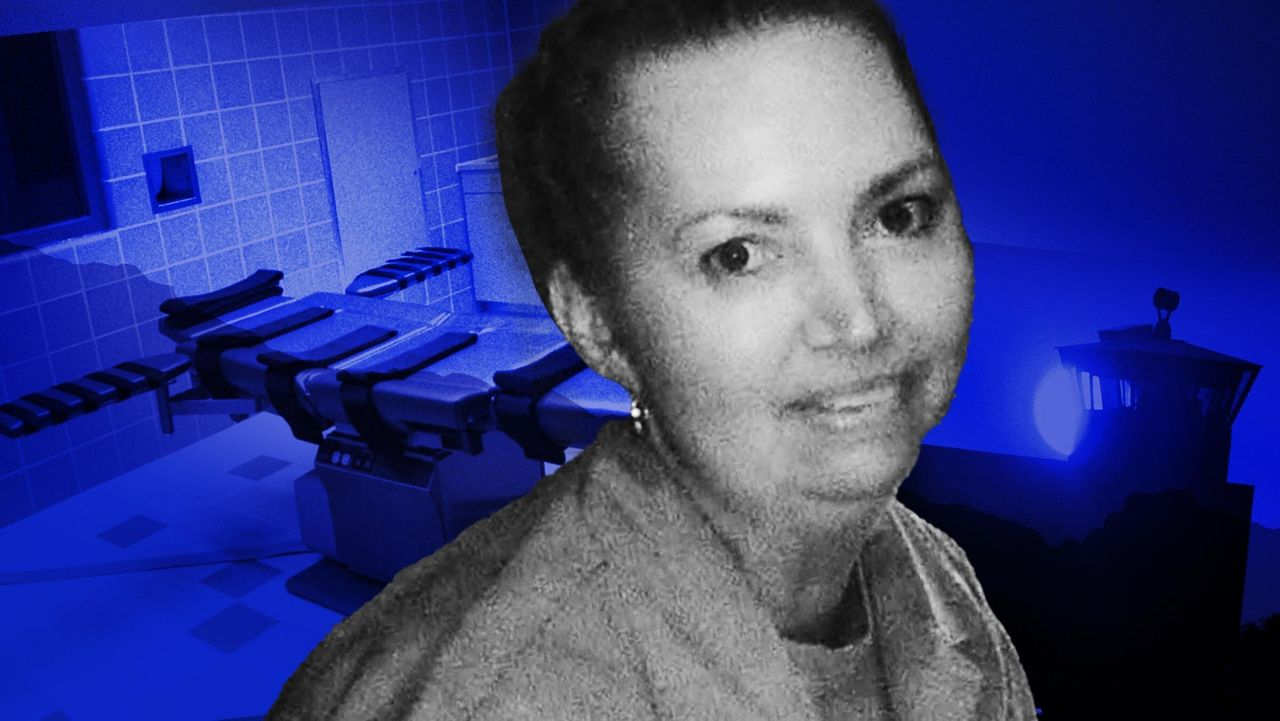 Lisa Montgomery is scheduled to be killed by lethal injection on Jan. 12.