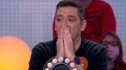 Luis, concursante de 'Pasapalabra', no puede contener las lágrimas: