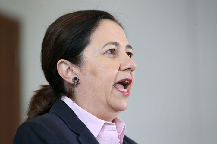 Queensland Premier Annastacia Palaszczuk has announced a three-day lockdown for Greater Brisbane.