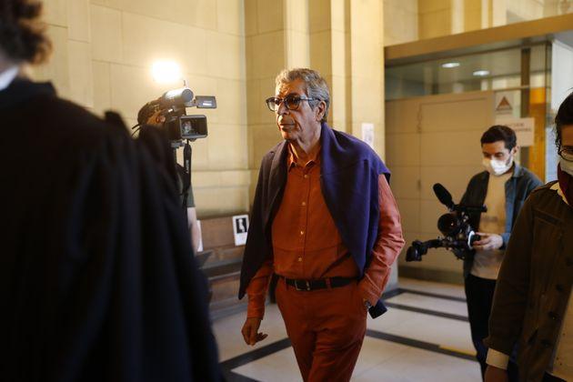 Patrick Balkany, ici à la cour d'appel de Paris, le 27 mai