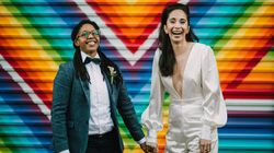 The Pandemic Canceled These Couples' Weddings, So They Eloped