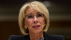 Teachers Union Burns Betsy DeVos With 2 Memorable Words After