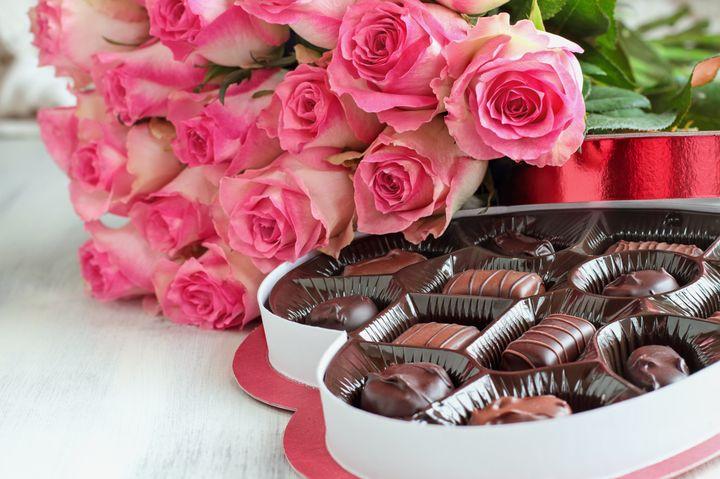 チョコ 人気 バレンタイン