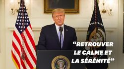 Trump se dit
