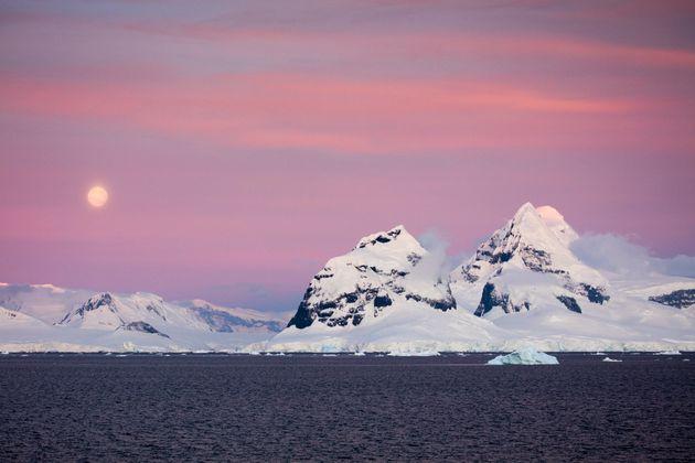 Antarctic Peninsula,