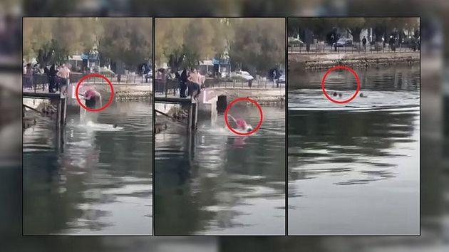 Εύβοια: Με τετραπληγία διαγνώστηκε ο 24χρονος που έπεσε να πιάσει τον