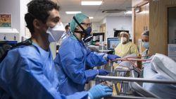The UK's Coronavirus R Rate Has Risen