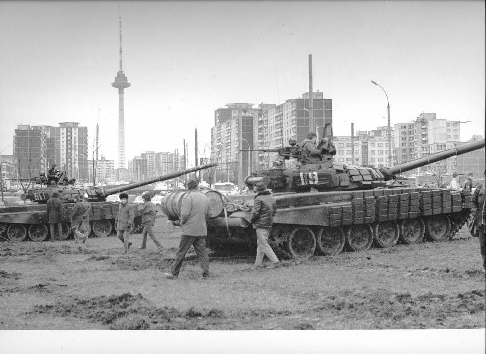 11 Ιανουαρίου 1991 - Σοβιετικά...