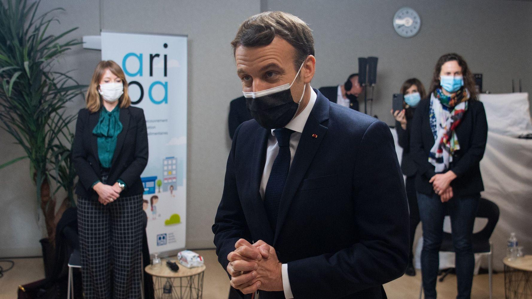 La popularité de Macron et Castex résiste à la polémique des vaccins - EXCLUSIF