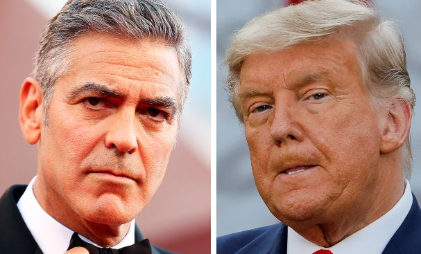 George Clooney; Donald