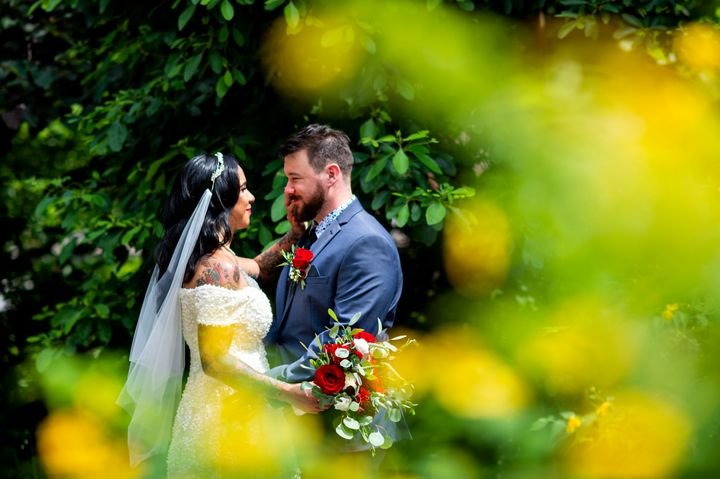 During a hectic year, the couple said they appreciated the low-stress nature of an elopement.