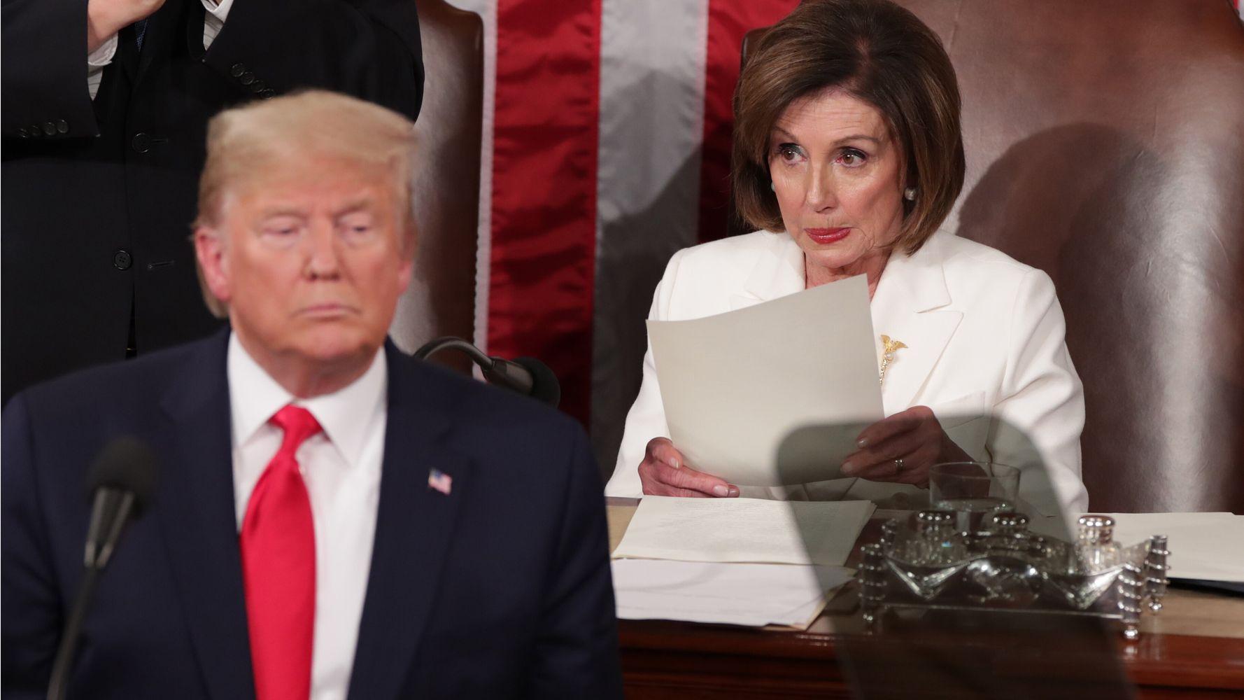 Nancy Pelosi veut priver de codes nucléaires un Donald Trump