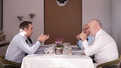 Ικανοποίηση Μητσοτάκη-Ράμα για τη βελτίωση των σχέσεων Ελλάδας-