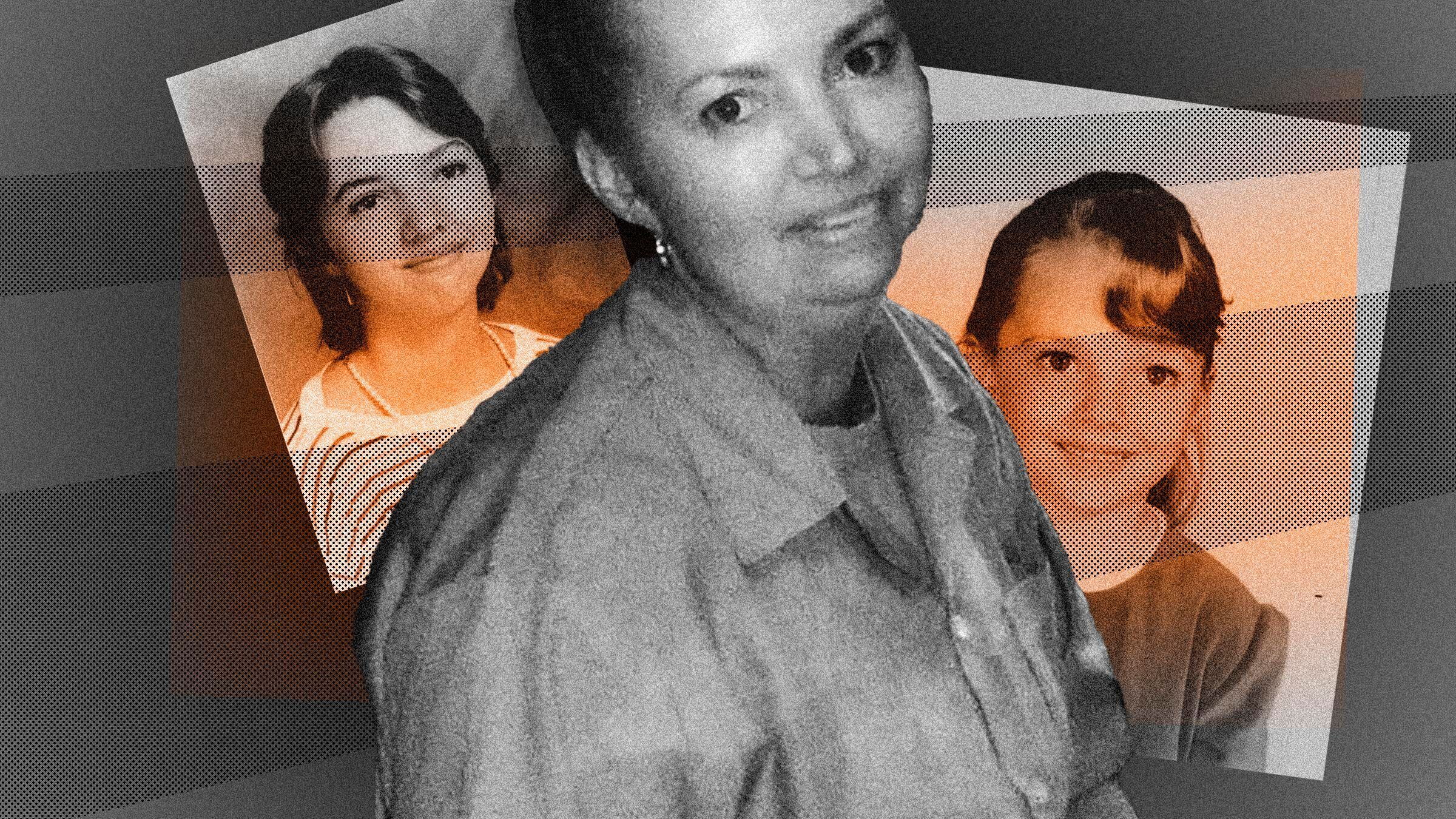 """""""She's lived a tortured life and she has been broken,"""" says Diane Mattingly, the sister of Lisa Montgomery,"""